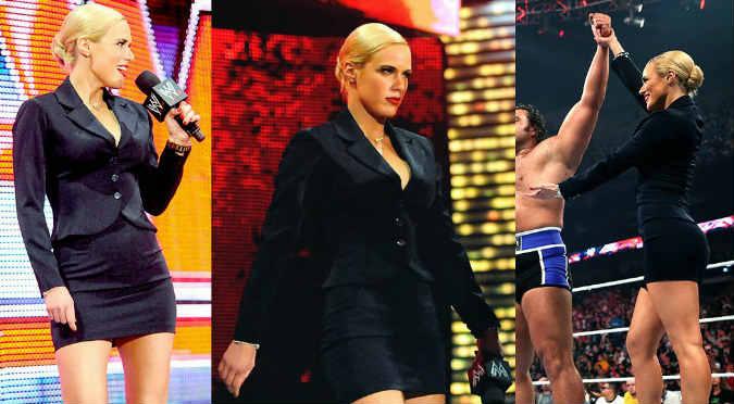 ¡Asuuu! Lana de la WWE Lana sorprende a seguidores con baile 'hot'