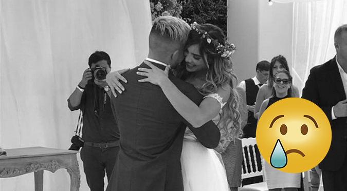 ¿Se va? Matrimonio de Korina Rivadeneira y Mario Hart sería anulado