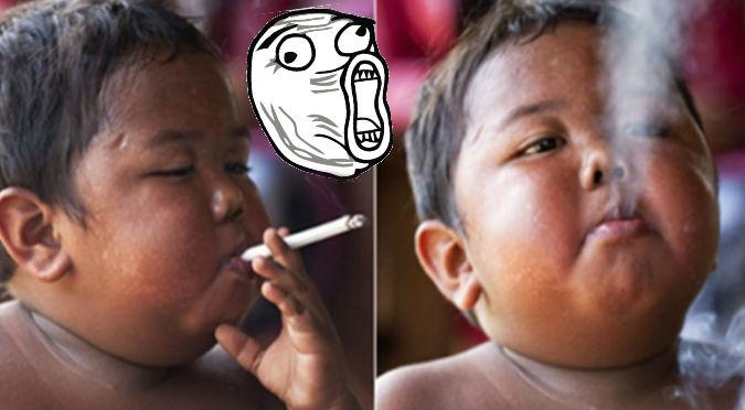 Viral: ¿Qué fue de la vida del' ñino fumador'? Así luce ahora