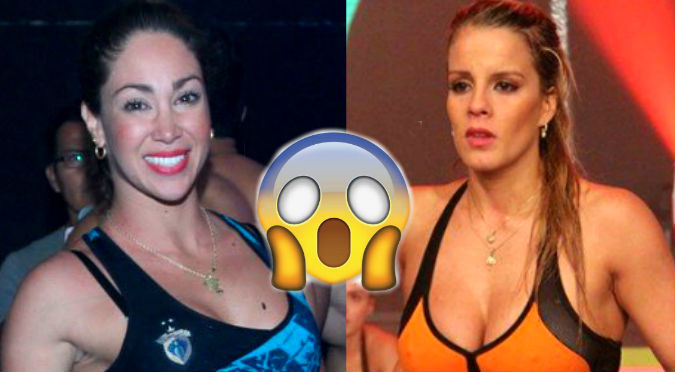 ¡Se lo tenía guardado! Melissa Loza destruye a Alejandra Baigorria sin piedad