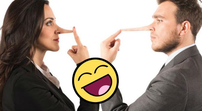 ¡Plop! 10 grandes mentiras que siempre decimos y nadie nos cree
