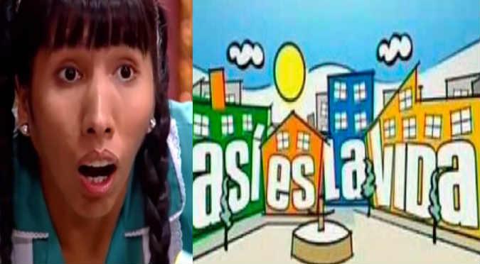 ¡Muy cambiada! Así luce 'Manuela' de 'Así es la vida' (FOTOS)