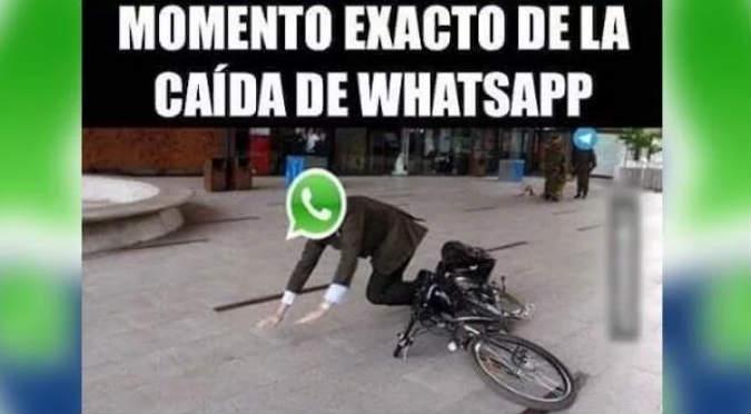¡Hahahaha! Mira los mejores memes por la caída de WhatsApp (FOTOS)