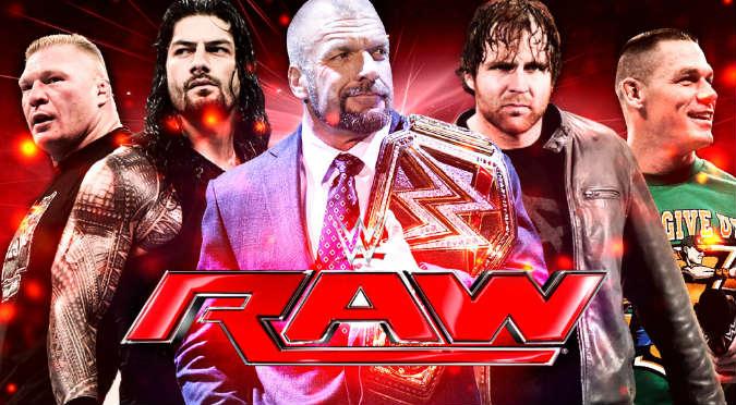 ¡Ni te imaginas quién es! Luchador ¿dejará la WWE Raw? (VIDEO)