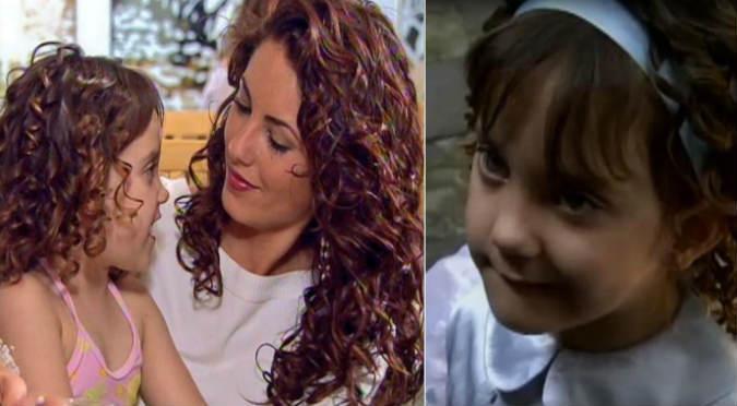 ¿Qué fue de su vida? Mira cómo luce la 'sobrina' de Rubí después de 13 años (FOTOS)