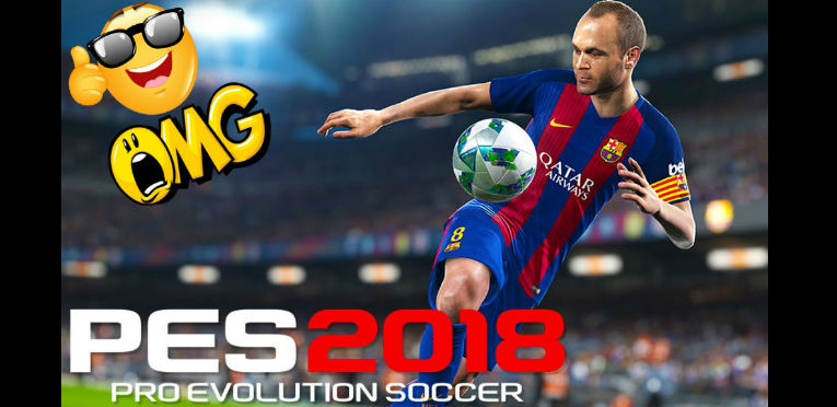 Pro Evolution Soccer 18 llega muy pronto ¡Alucinante!