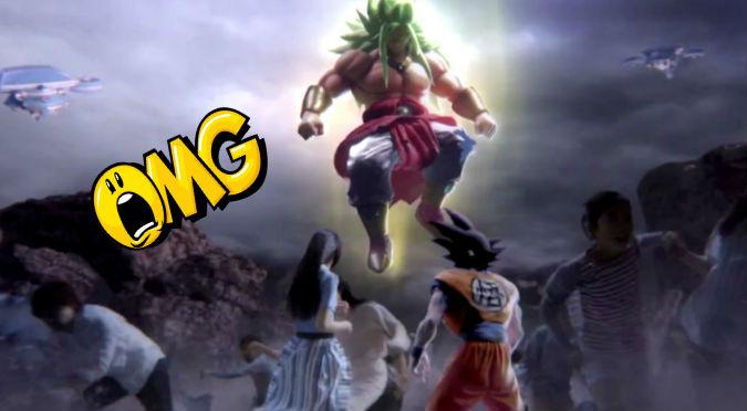 Dragon Ball Z en 4D ya tiene primer trailer ¿Qué opinas? - VIDEO