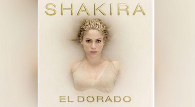 ¡Ya está disponible! Shakira lanza nuevo disco llamado 'El Dorado' (VIDEO)