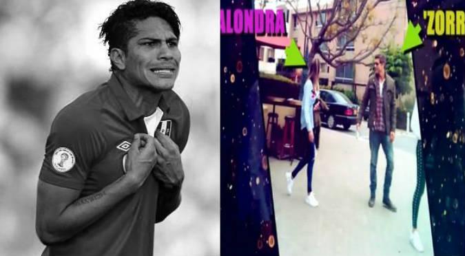 ¡Qué fuerte! Paolo Guerrero sorprende y causa controversia con esta fotografía