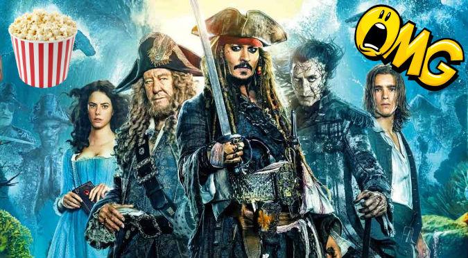 'Piratas del Caribe: La Venganza de Santana'  ¡Datos que no conocías!
