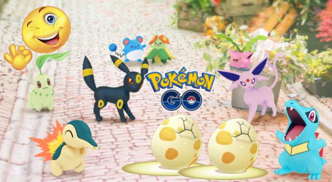 Pokémon Go: ¿Qué encontrarás en los huevos de 10 km?