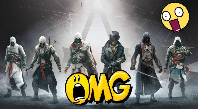 Assassin's Creed Origins: No creerás quién será el protagonista