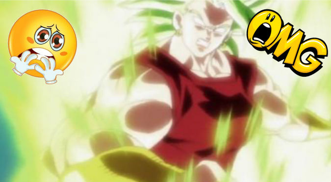 Dragon Ball Super: ¡Kale se transforma en Super Saiyajin!