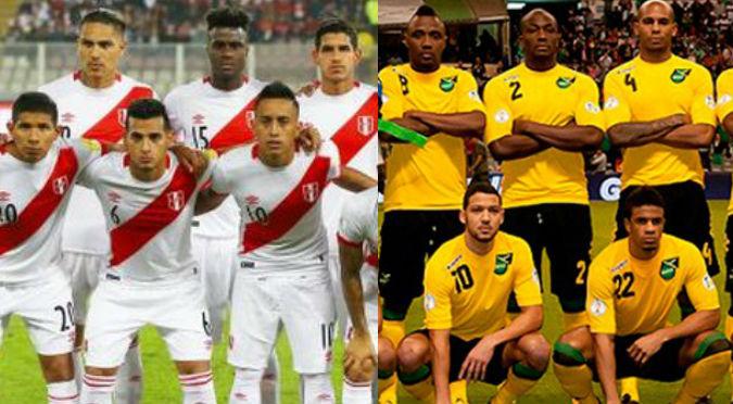 Arequipa: Perú derrota 3-1 a Jamaica en amistoso