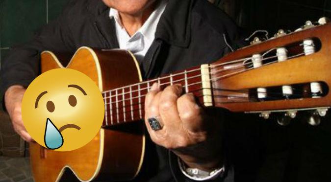 ¡Su partida sorprendió a muchos! Conocido cantante y compositor dejó de existir esta madrugada