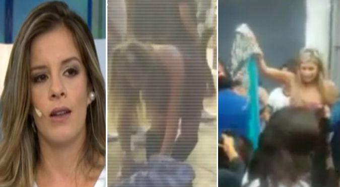 ¿Qué pasó? Serenazgo desaloja a mamá de Alejandra Baigorria por ser ambulante (VIDEO)