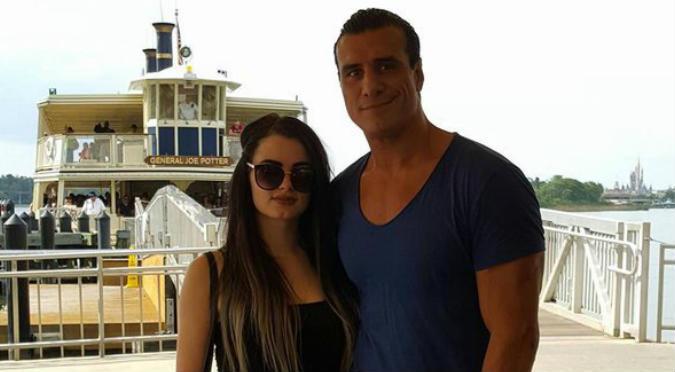 WWE: Conoce la verdad detrás del audio de la supuesta pelea pública entre Alberto del Río y Paige