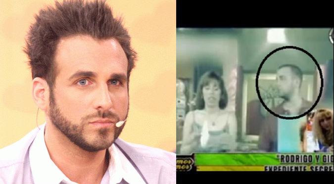 ¡Era otro! Mira cómo lucía 'Peluchín' en su primera presentación en televisión (FOTOS)