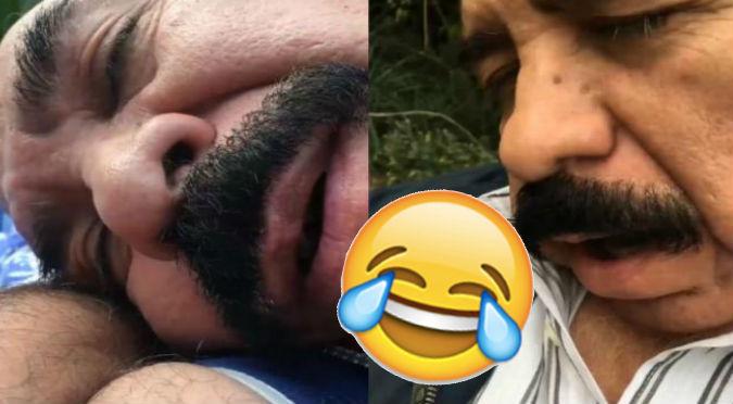 Facebook: Grabó los ronquidos de su pareja y crea esta parodia - VIDEO