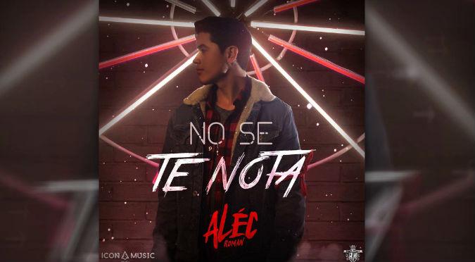 Alec Roman estrena videoclip 'No se te nota' (VIDEO)