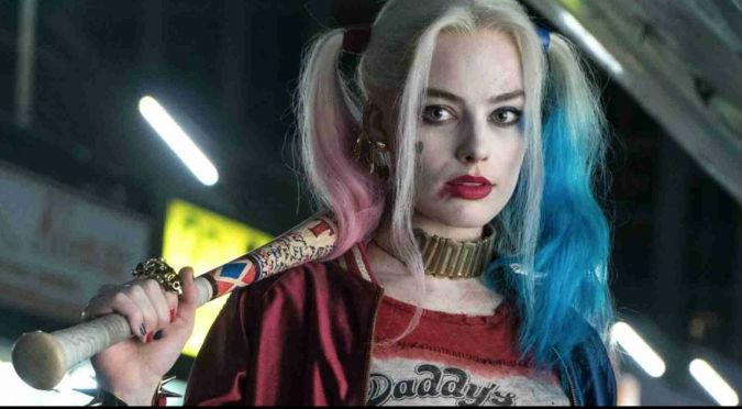 'Harley Queen' es hackeada y filtran fotos en la intimidad con su esposo (FOTOS)