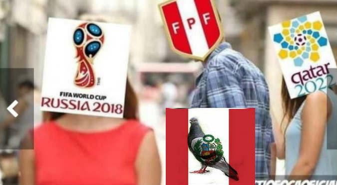 Perú vs Ecuador: ¡A pocas horas del partido y crean 'memazos' a nuestra selección!