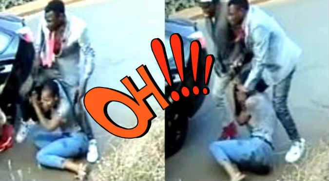 YouTube: Estudiante enfrenta a ladrones para salvar su TESIS