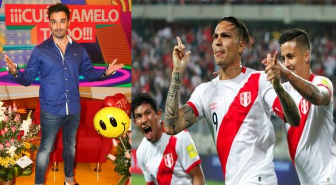 Santi Lesmes se burla así de que Perú no va al mundial (VIDEO)