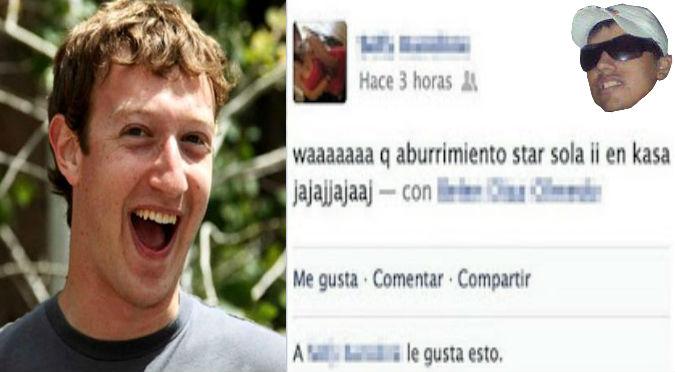 ¿Facebook podrá cerrar tu cuenta si tienes mala ortografía?