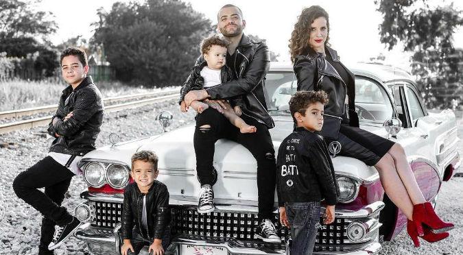 Nacho estrena el videoclip de 'Happy Happy', tema que canta junto a sus hijos