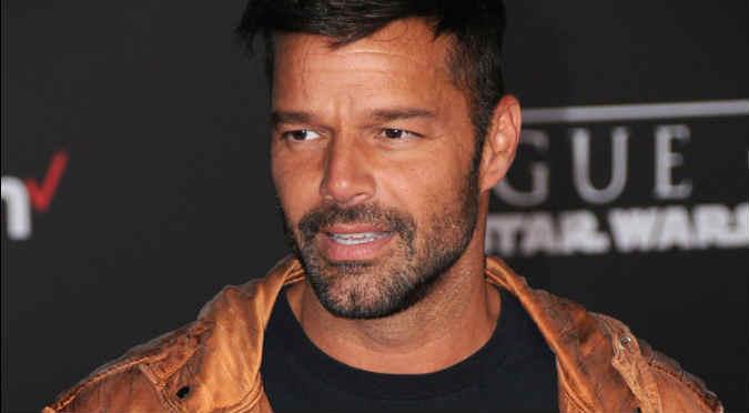 ¡Que emoción! La noticia que le devolvió la sonrisa a Ricky Martin
