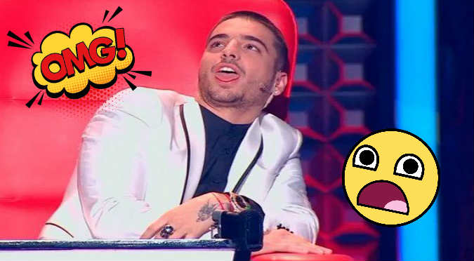 ¡WTF! Maluma comete tremendo error geográfico (VIDEO)