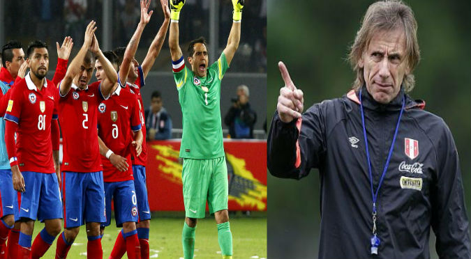 Chile quiere contratar a Ricardo Gareca (VIDEO)