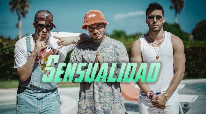 Checa el adelanto de 'Sensualidad' el nuevo tema de Bad Bunny, J Balvin y Prince Royce (VIDEO)