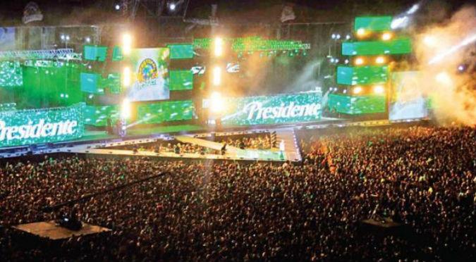 Festival Presidente abre con Enrique Iglesias y Marc Anthony