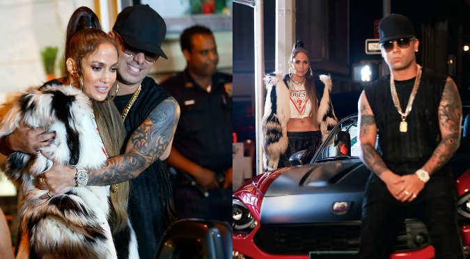 Lanza Jennifer Lopez y Wisin adelanto de su nuevo tema