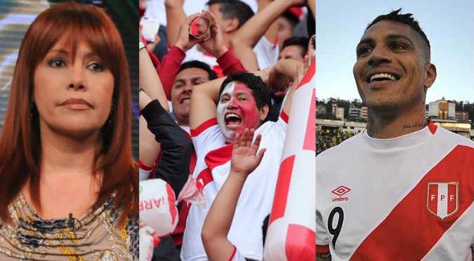 Magaly Medina enfurece a hinchas y ellos la atacan en redes