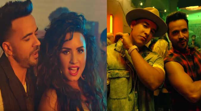Canción de Luis Fonsi y Demi Lovato podría destronar 'Despacito'