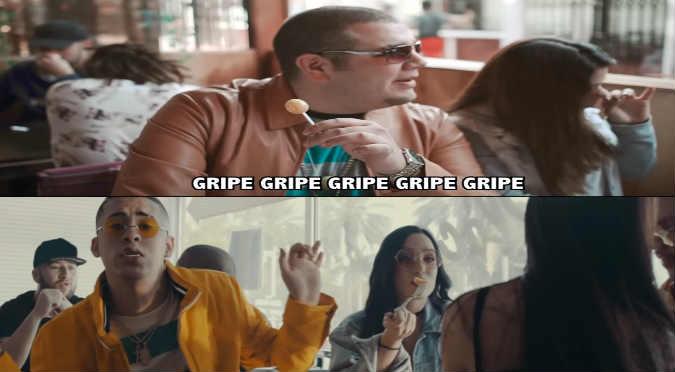 Mira la divertida parodia de Krippy Kush de Farruko, Bad Bunny y Rvssian (VIDEO)