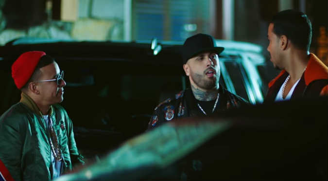 Romeo Santos estrena vídeo con Daddy Yankee y Nicky Jam
