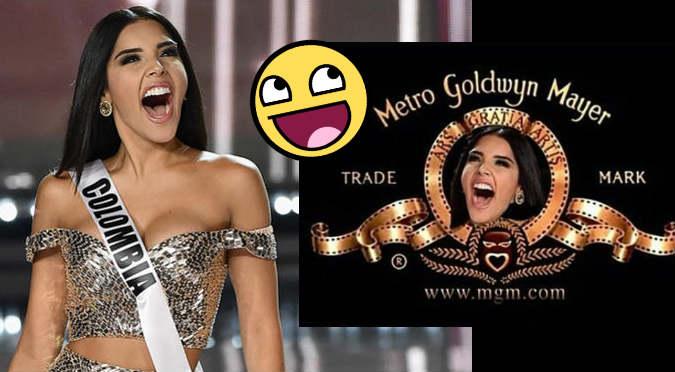 Así luce Miss Universo sin una gota de maquillaje