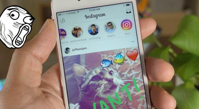 Mira historias de Instagram de manera anónima así