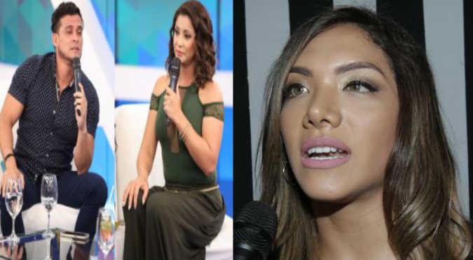 Isabel Acevedo: 'Ella se metió en la relación al igual que...'