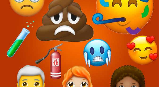WhatsApp: Así serán los emojis para el 2018