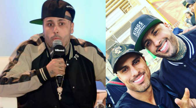 Nicky Jam: Conoce al hermano gemelo del cantante (VIDEO)