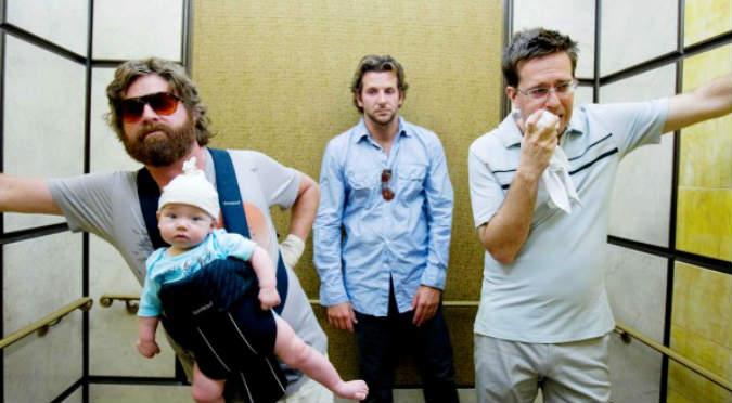 '¿Qué Pasó Ayer?': Así luce en la actualidad el bebé de la película