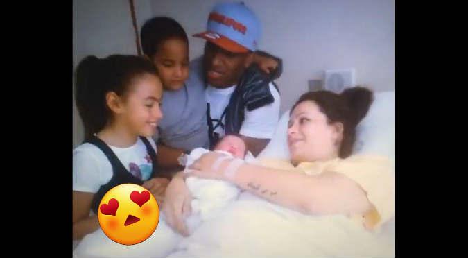 Instagram: Jefferson Farfán se divierte así jugando con sus hijos