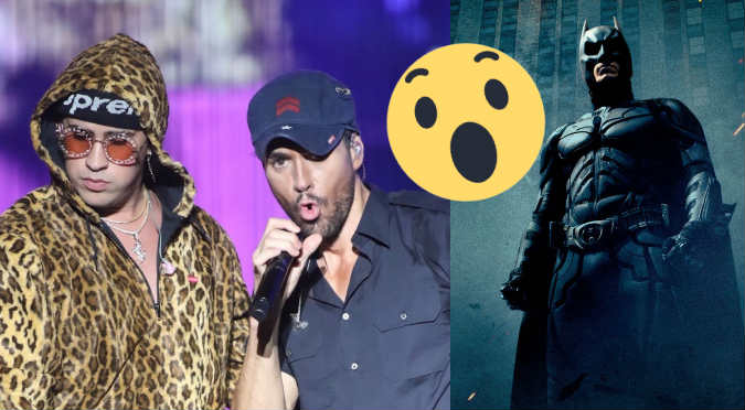 Villano de Batman aparece en videoclip de Bad Bunny ft Enrique Iglesias
