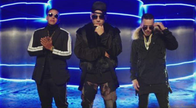 Wisin, Yandel y Daddy Yankee en espectacular video futurista