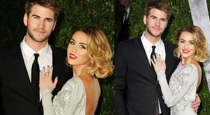 Miley Cyrus y Liam Hemsworth: Las fotos de su matrimonio secreto